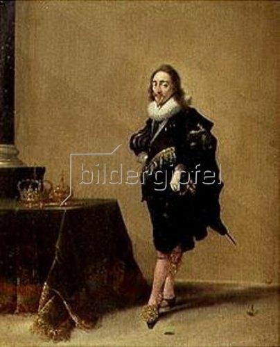 Hendrik Gerritsz Pot: Karl I., König von England.