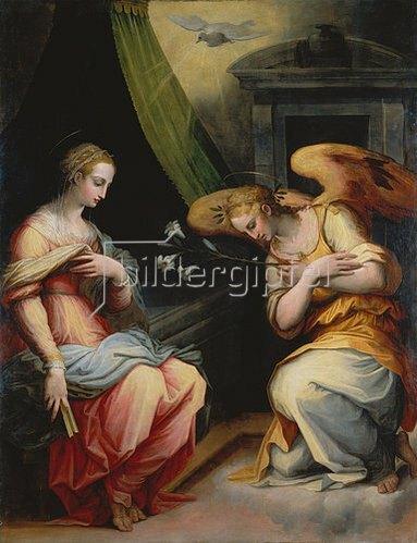 Giorgio Vasari: Die Verkündigung Mariae.