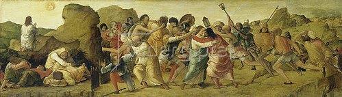 Ercole de´ Roberti: Die Gefangennahme Christi. 1482-1486.