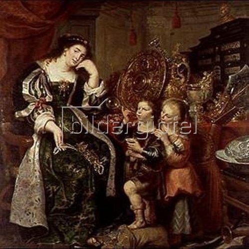 Cornelis de Vos: Allegorie der Vergänglichkeit.