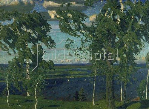 Arkadi Rylow: Grünes Raunen. 1904