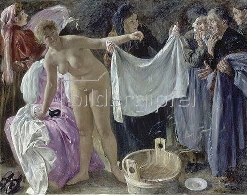 Lovis Corinth: Die Hexen.