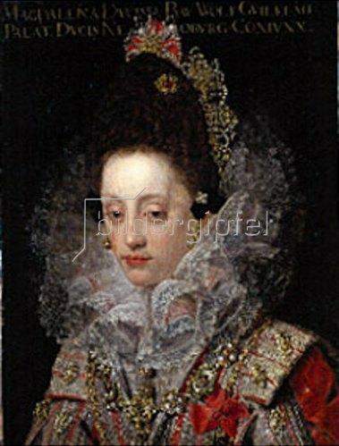 Candid (eigtlich Pieter de Witte): Herzogin Magdalena von Bayern (1587 - 1628)