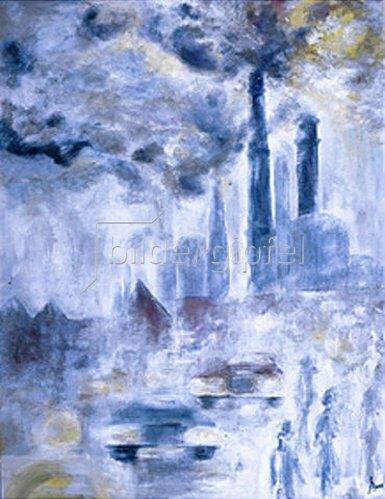 Annette Bartusch-Goger: Smog. 1995