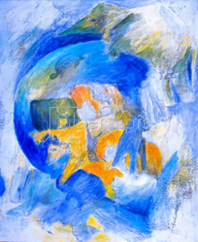 Annette Bartusch-Goger: Arche 2001.   2001