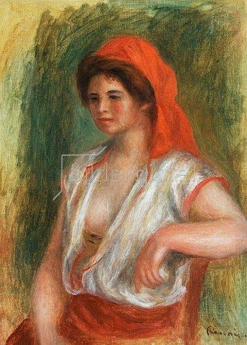 Auguste Renoir: Die schöne Sizilianerin