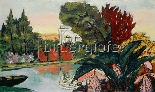 Max Beckmann: Park Bagatelle. 1938