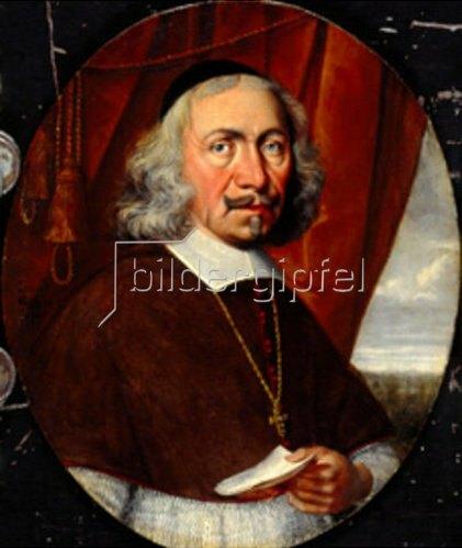 Wolfgang Heimbach: Bildnis Fürstbischof Christoph Bernhard von Galen. 1670