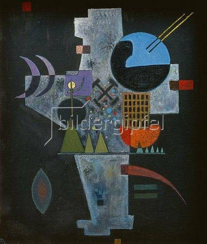 Wassily Kandinsky: Kreuzform. 1926