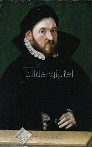 Ludger tom d.J Ring: Bildnis Dietrich Kostede. 1570