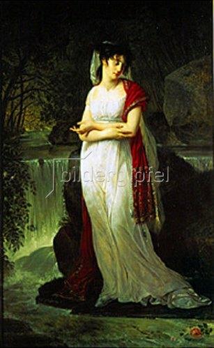 Antoine Jean Gros: Bildnis der Christine Boyer. Um 1800