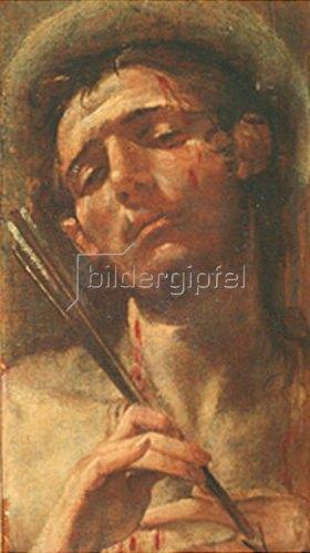 Andrea Boscoli: Der Hl. Sebastian.