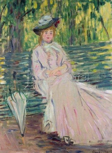 Claude Monet: Im Park. 1878