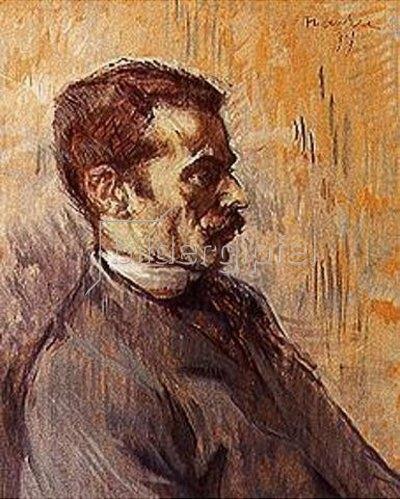 Henri de Toulouse-Lautrec: Mein Wärter. 1899