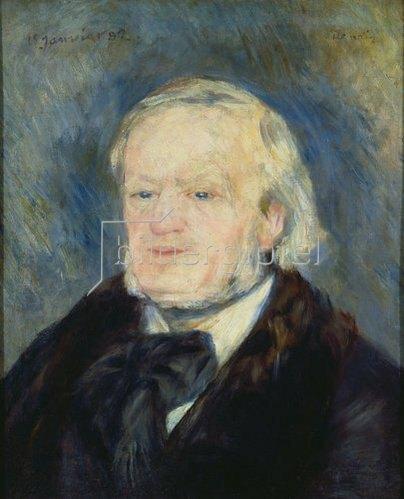 Auguste Renoir: Richard Wagner. 1882