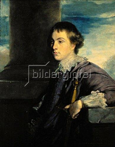 Sir Joshua Reynolds: Lord Charles Spencer.