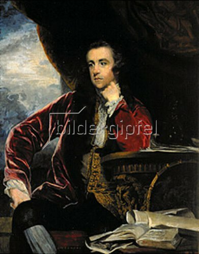Sir Joshua Reynolds: Francis, Duke of Tavistock.