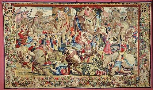 Giulio Romano: Die Schlacht von Zama