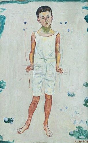 Ferdinand Hodler: Die Kindheit.