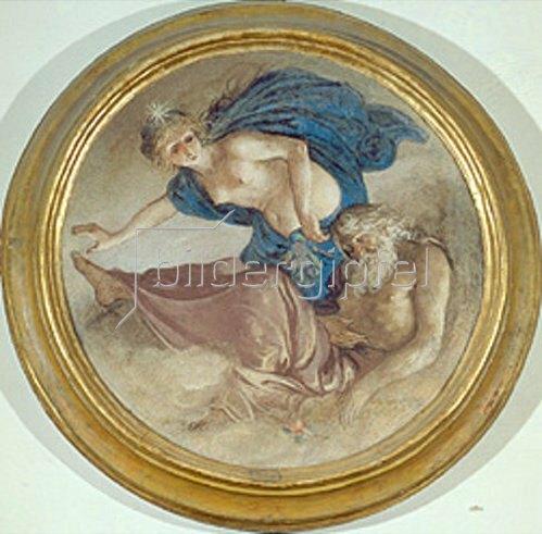 Giovanni (da San Giovanni) Mannozzi: Aurora und Titus.