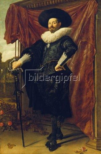 Frans Hals: Bildnis des Willem van Heythuisen