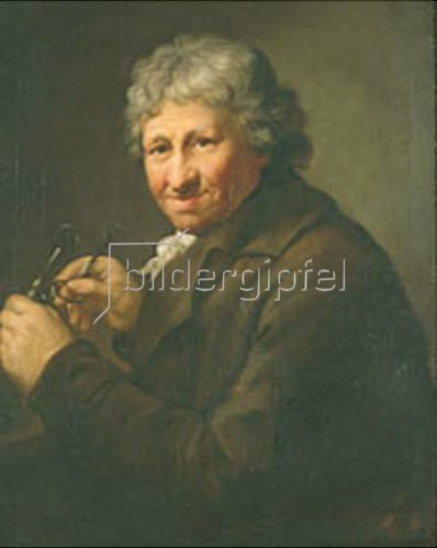 Anton Graff: Bildnis Daniel Chodowiecki.