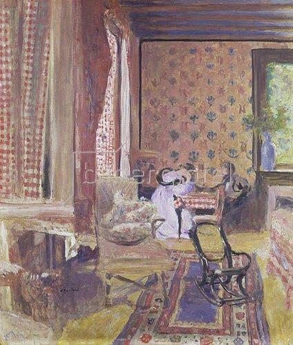 Edouard Vuillard: La Partie des Dames. 1909 (?).