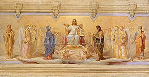Nikolaj Andrejew Koschelev: Die sieben Sakramente. 1874.