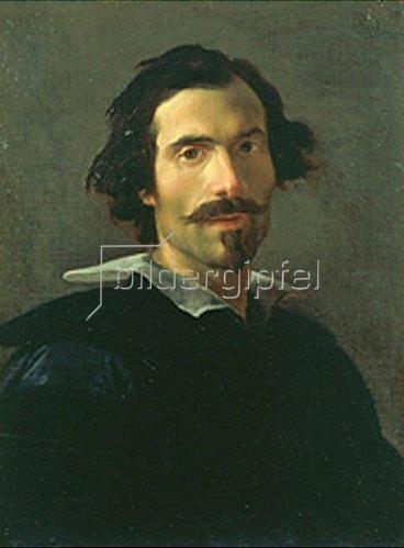 Giovanni Lorenzo Bernini: Selbstbildnis.