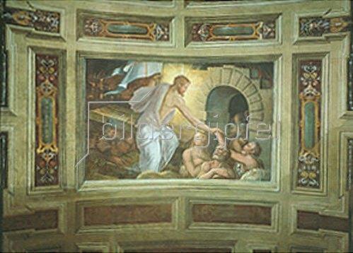 Christofano Gherardi: Christus in der Vorhölle.