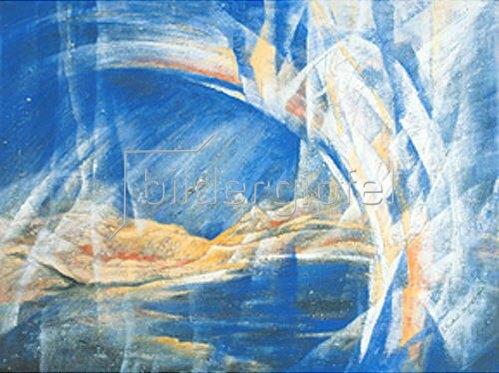 Annette Bartusch-Goger: Lago Nordenskjöld (Chile), 2002