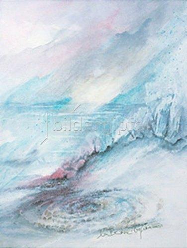 Annette Bartusch-Goger: Labyrith am Strand von St. Agnes auf der Isle of Scilly (England). 2003