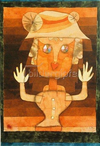 Paul Klee: Puppe. 1923
