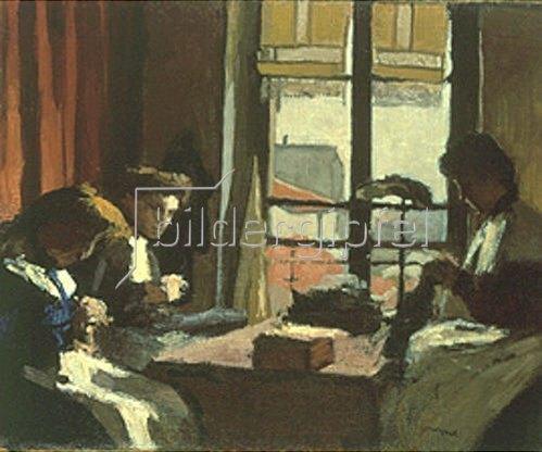 Albert Marquet: Schneiderinnen. 1901/1902