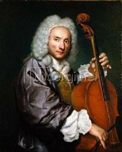 Giacomo Ceruti: Bildnis eines Cellospielers
