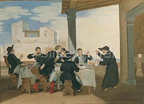Volterrano (Baldassare Franceschini): Der Schabernack des Pfarrers Arlotto.