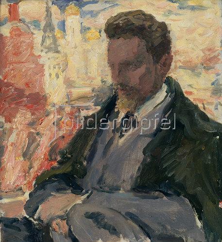 Leonid Ossipowitsch Pasternak: Bildnis Rainer Maria Rilke