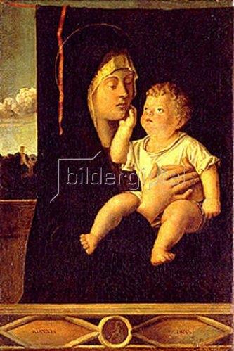 Giovanni Bellini: Maria mit dem Kinde