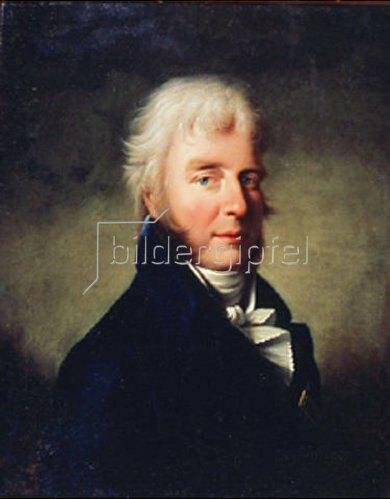 Giovanni B Damon-Ortolani: Bildnis des Prinzen Sergej Golitsyn, 1749-1810. Entstanden nach 1807.