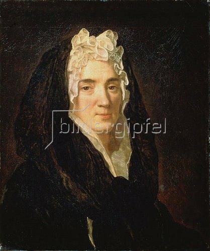 Elisabeth Sophie Cheron: Bildnis der Jeanne Marie de la Motte Guillon.