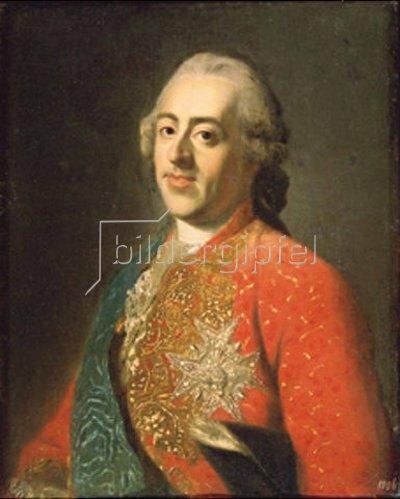 Französisch: Louis XV. (18. Jahrhundert).