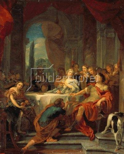 Gerard de Lairesse: Antonius und Kleopatra.