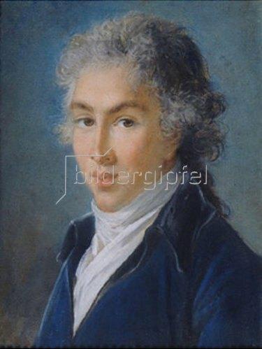 Elisabeth-Louise Vigée-Lebrun: Bildnis des Prinzen Iwan Barjatinsky.