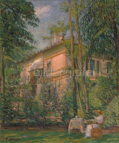 Paul Höniger: Die Villa Goldschmit.