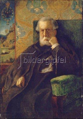Max Klinger: Bildnis des Herrn Dr. von Meyer.