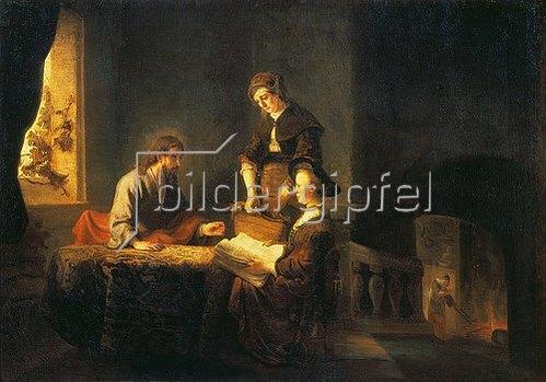 Maria Und Martha Interpretation