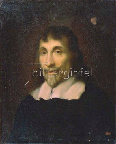 Holländischer Meister: Bildnis eines Mannes mit Spitzbart