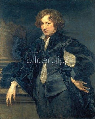 Anthonis van Dyck: Selbstbildnis. 1630