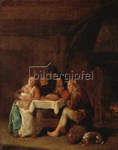 Peeter Meulenaer: Das Tischgebet