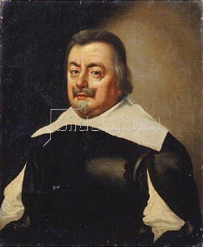Jan Anthonisz van Ravesteyn: Bildnis eines Mannes in Rüstung